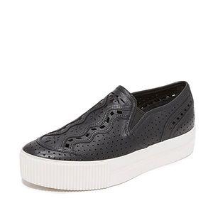 Ash Kingston Platform Slip On Sneakers
